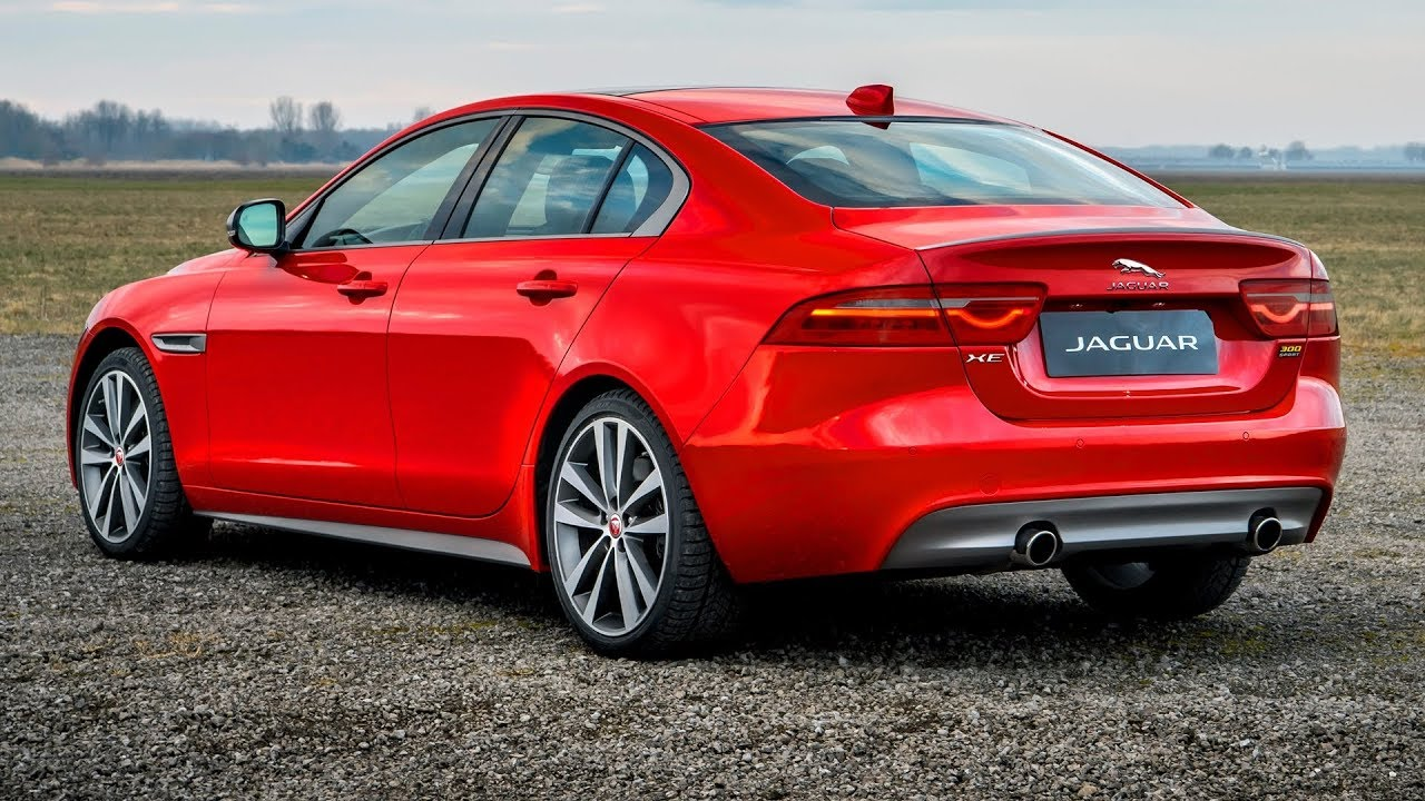 2019 jaguar xe - interior exterior and drive - youtube