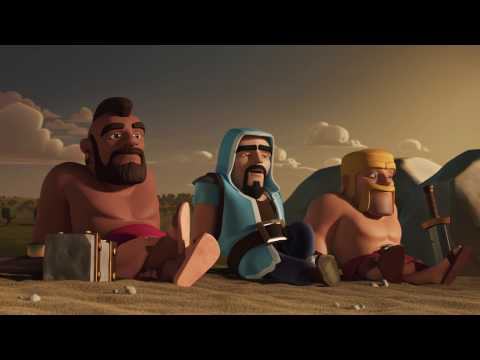download Clash of Clans: How Do We Get Over There? (Update Teaser)
