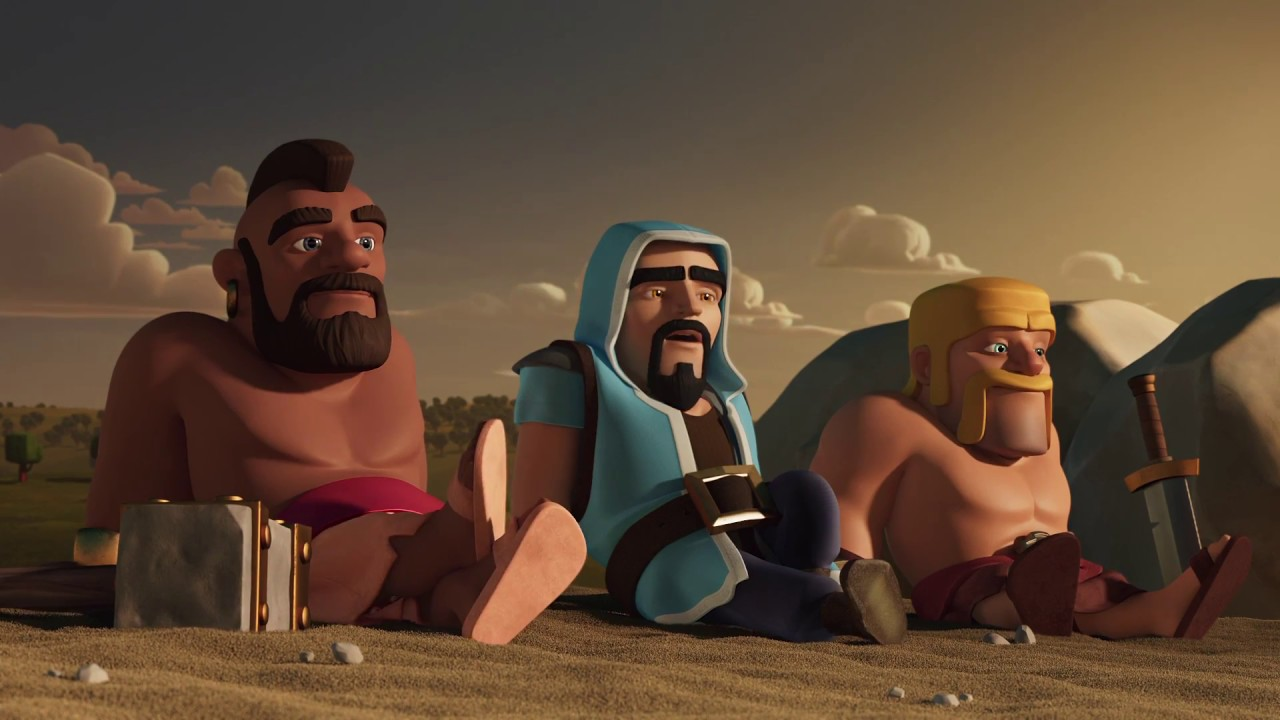 Clash Of Clans How Do We Get Over There Update Teaser