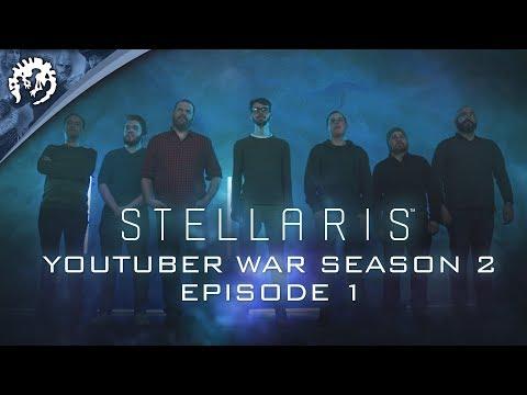 Stellaris: Youtuber War - Season 2, Episode 1