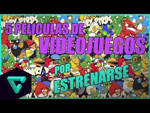 5 PELÍCULAS DE VIDEOJUEGOS POR ESTRENARSE | TGN