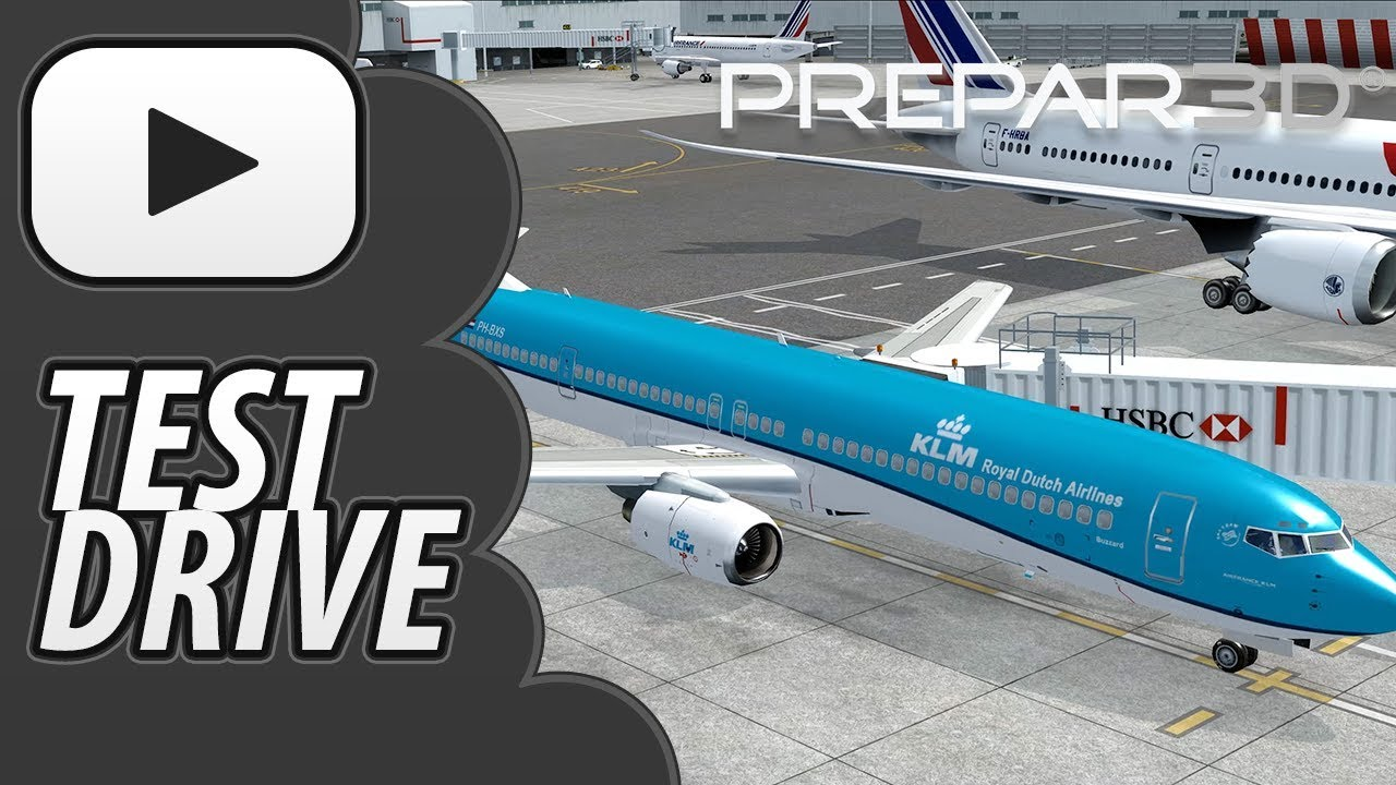 Test Drive | Just Flight Traffic Global | Prepar3D V4 | FlightSim Planet