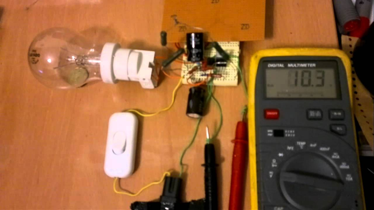 Ac Time Delay Version 5 Ledflasher Circuit Http Edudirectory50webscom Display Alternating