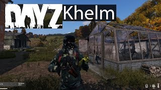 DayZ Xbox One Gameplay Green Peppers, Hacksaw & Khelm