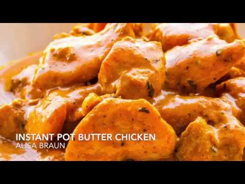 Instant Pot Butter Chicken | Gluten-Free & Dairy Free | Epicure Spices & Seasonings