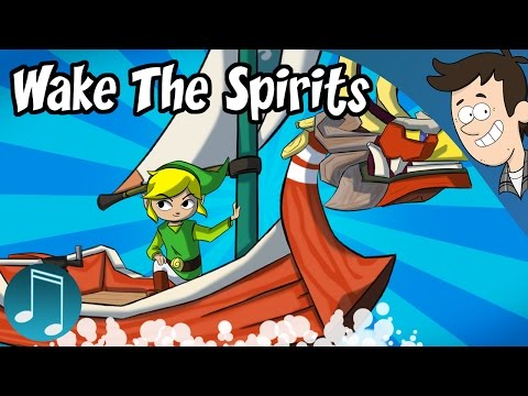 Wake The Spirits ► Zelda: Wind Waker Song by MandoPony