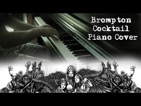 Avenged Sevenfold - Brompton Cocktail - Piano Cover
