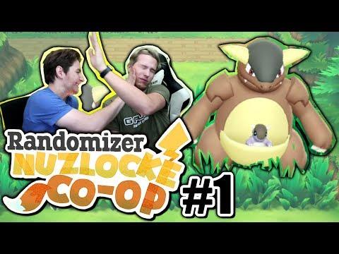 Let's Go! Randomizer Nuzlocke Co-Op - GONE WRONG!
