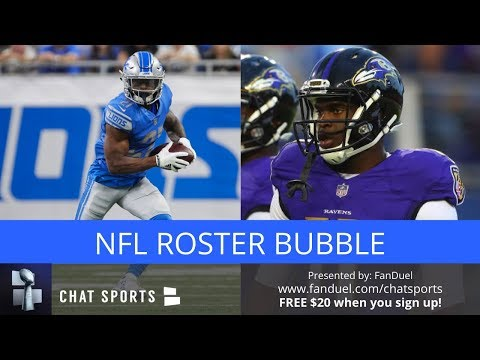 nfl-roster-bubble:-1-notable-player-on-each-team-who-could-be-cut