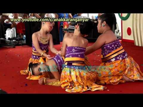 Tari Dolanan Cublak-Cublak Suweng ✰ SD Bina Widya Solo