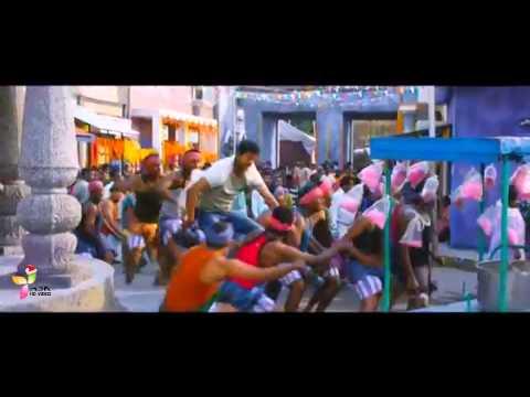 Jilla Movie Songs   Verasa Pogayile song   Mohanlal, Kajal, Vijay