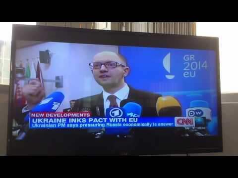 Arseniy Yatsenyuk on Russia