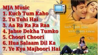Kuch Tum Kaho Kuch Hum Kahein  Fardeen Khan  Richa Pallod  Aun Malik  Audio Jukebox
