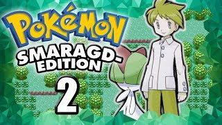 Lellek Heikos erstes Pokémon 🌏 POKÉMON SMARAGD #2