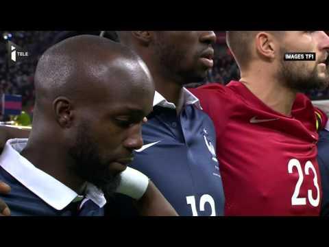 La Marseillaise reprise en choeur à Wembley pour Angleterre-France