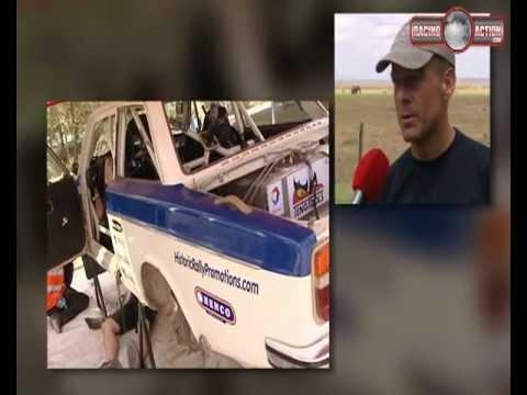 2007 East African Safari Rally - Full Report