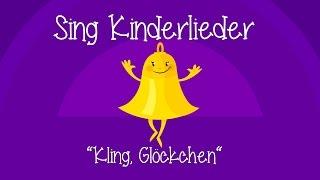 Kling, Glöckchen Weihnachtslieder zum Mitsingen | Sing Kinderlieder