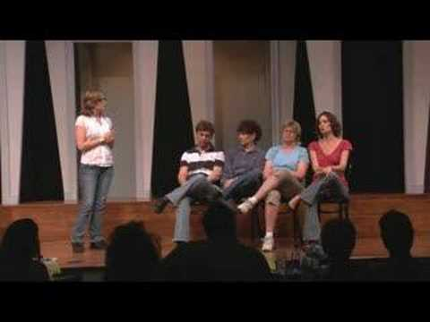 Second City Level E show 1- Dr. Know It All