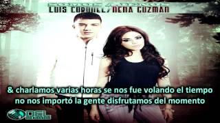 Somos Ajenos -Nena Guzman Ft. Luis Coronel(Con Letra)