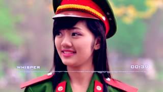 Vietnam Police Woman