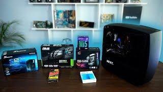 Ensamblando PC Gamer Mini ITX en Manta de NZXT - Proto Hw & Tec