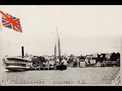 Vintage Scenes of Baddeck, Cape Breton Nova Scotia