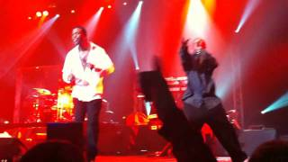 KEITH SWEAT - TWISTED - LIVE FROM PARIS - 17/10/2010