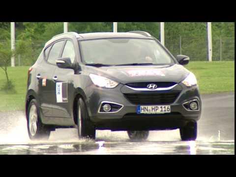 ZF Praxistest Platz 9 Der Hyundai iX35