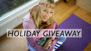 HOLIDAY GIVEAWAY - ZVLOG 13 - Zuzka Hoodies, Tank Tops, Tea, Bombshell Sportswear and more!!
