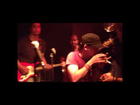 The Big Jam Night   Superstitious (Stevie Wonder cover)
