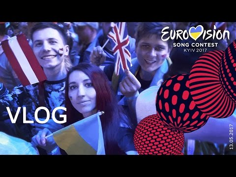 VLOG: Eurovision Song Contest 2017 - Grand Final / Евровидение, финал (Live)