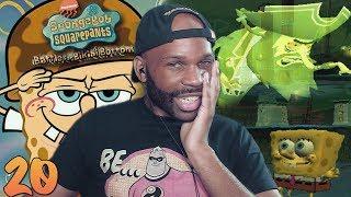 SpongeBob SquarePants Battle for Bikini Bottom Part 20 - THE FLYING DUTCHMAN
