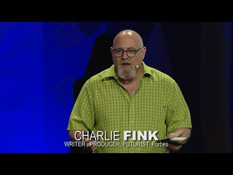 Charlie Fink (Futurist): What I Learned Making An Augmented Reality Book
