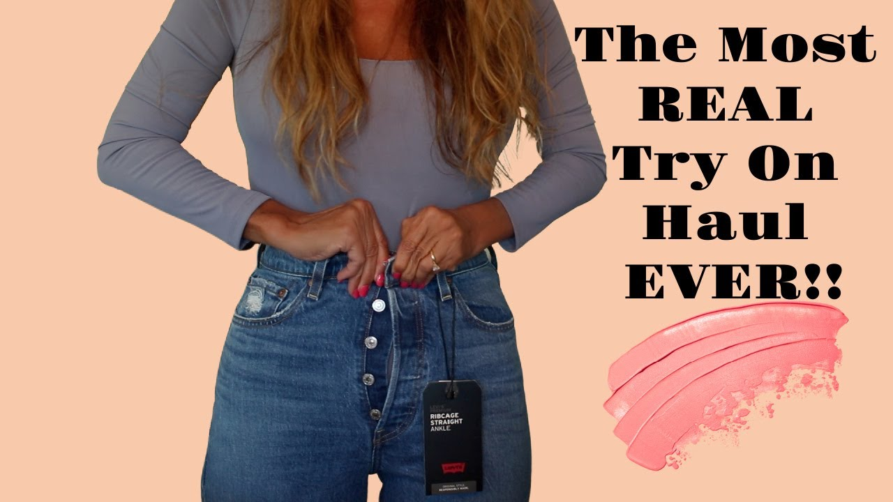 The Most REAL Nordstrom Try On Haul, EVER!