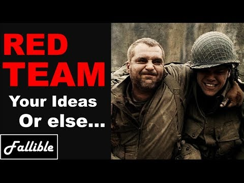Use This Military Technique To Boost Your Investment Returns -- Red Team Your Trades!