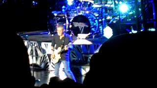 Van Halen Drop Dead Legs Feel your love tonight Shoreline Mountain View 7/16/15