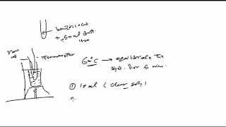 Determination of thermodynamic functions of dissolution of Benzoic acid in water - Chem 211 Lab