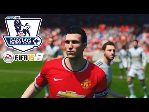 Manchester United vs. Swansea City   jmc Premier League   FIFA 15