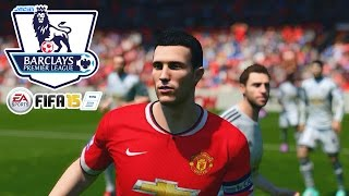 Video Gol Pertandingan Swansea City vs Manchester United