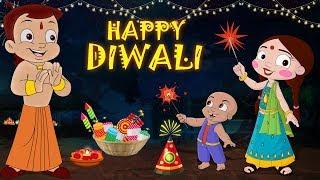 Chhota Bheem - Dhamakedar Diwali  Happy Diwali  GreenGoldKids