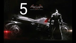 BATMAN ARKHAM KNIGHT | GAMEPLAY EN ESPAÑOL | CAPITULO 5