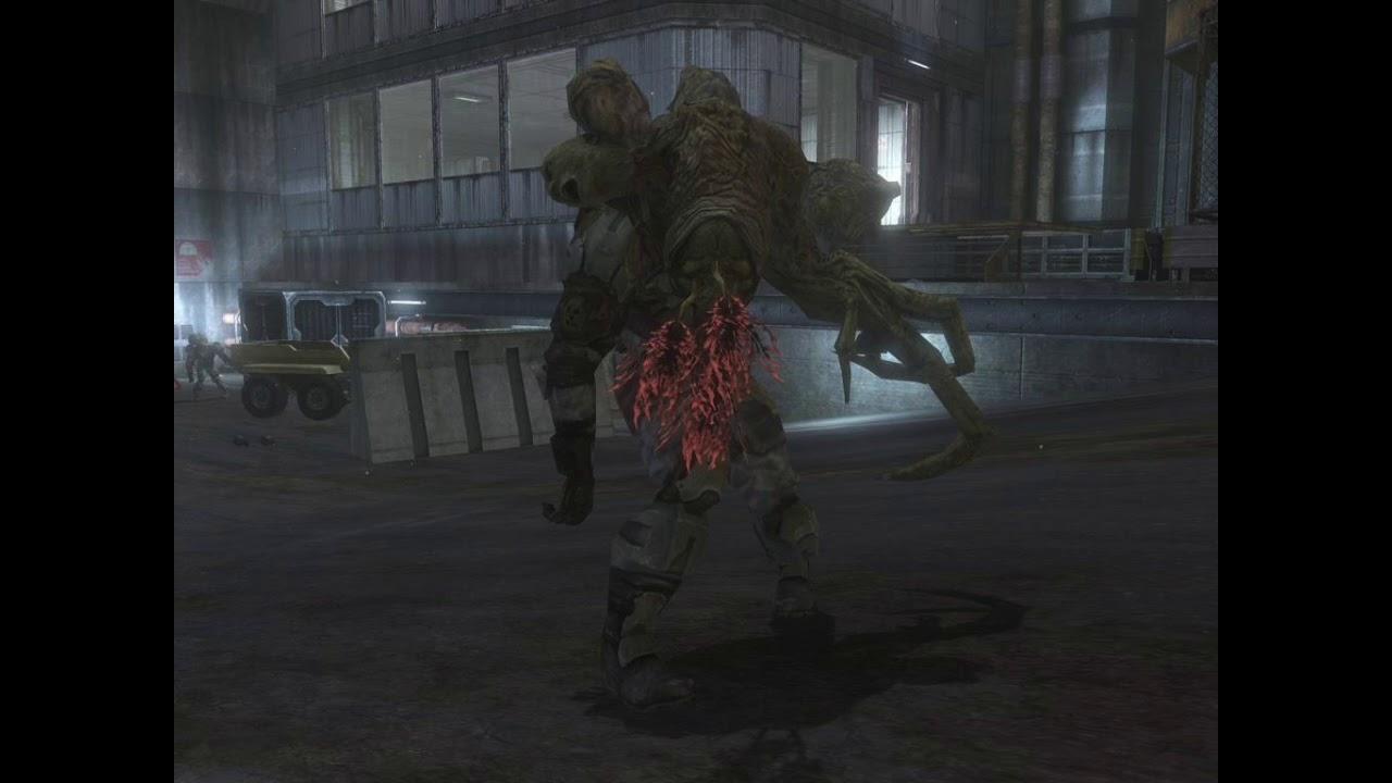 Halo 3 Flood Theme Extended