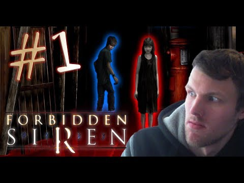 Forbidden Siren #1 | What Is Up With Girl |