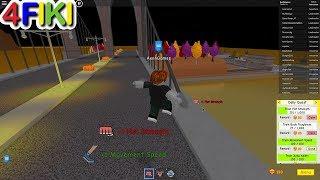 I become super hero - Aenh roblox Super Power Training Simulator