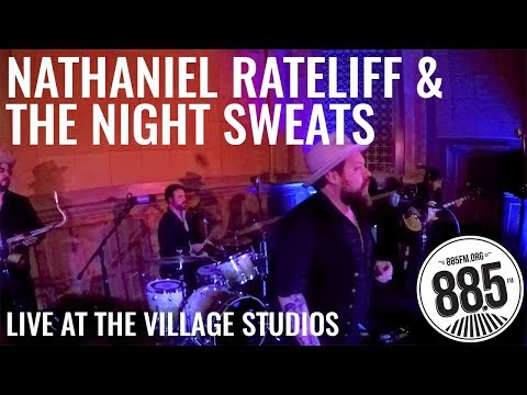 Nathaniel Rateliff & The Night Sweats || 885FM Live @ The Village Studios  || FULL SHOW