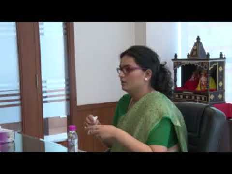 ALS Mock Interview with Mallika Sudhir IAS 2016 (AIR-26)