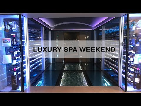 LUXURY SPA WEEKEND | JESSICA EMILY