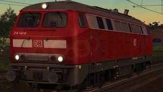 BR218 Lübeck - Bad Oldesloe