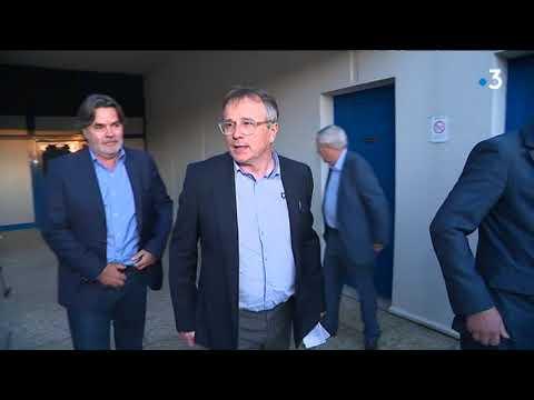 SM Caen : Gilles Sergent remplace Jean-François Fortin et devient le nouveau président du club