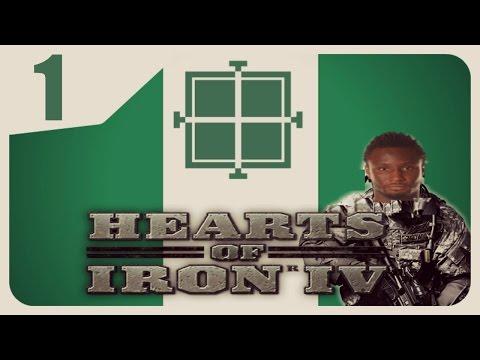 HOI4 Millennium Dawn Mod - Nigeria World Power #1 - Giant Awakens